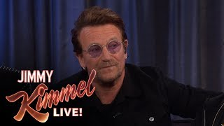 Bono Reveals How He Feels About Donald Trump