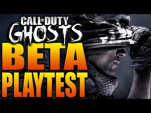 Call of Duty GHOSTS: Beta Playtest! Infinity Ward Invites - Play the game early! (COD Ghost 2013)