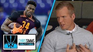 NFL Draft 2019: Chris Simms' Top 5 Wide Receiver Rankings   Chris Simms Unbuttoned   NBC Sports