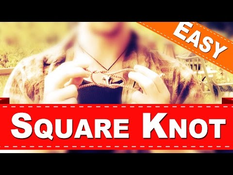 Cool image about Square Knot - it is cool