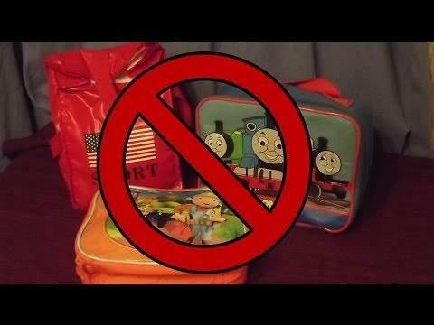 Mom's Lunches Banned at School
