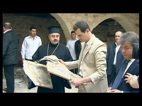 Syria's Assad to run for re-election