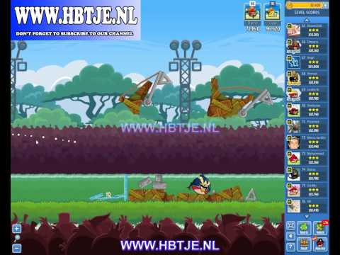 Angry Birds Friends Tournament Week 87 Level 4 high score 101k (tournament 4)