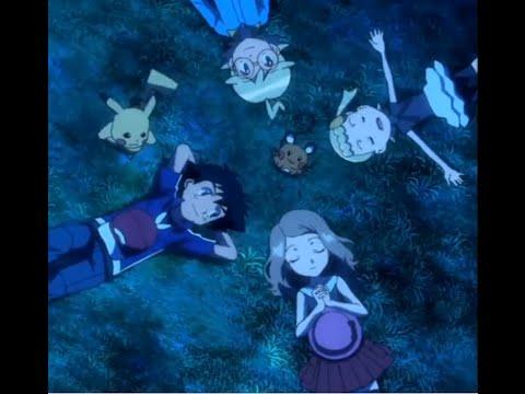 Pokémon XY Movie 17 ED ~ Yoake no Ryuuseigun ~ (Sub Español)