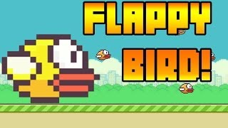 FLAPPY BIRD RAGE AND ADDICTION! (Flappy Bird App Gameplay)
