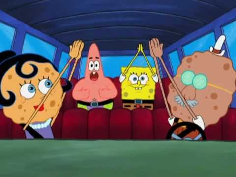 "SpongeBob SquarePants: ""Road Song!"", ""Road - Road! Road - Road! Road - Road!"" Patrick joins your favorite family of Sponges in the best road trip song in the history of  Bottom! Watch Spon..."