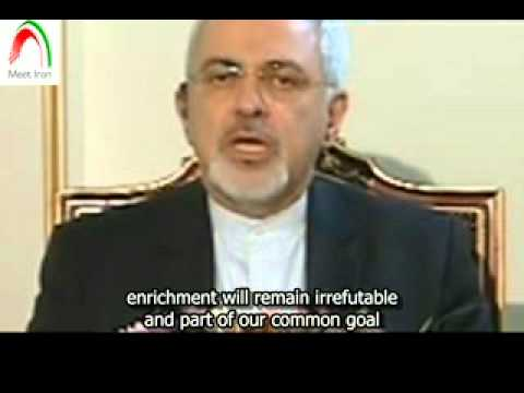 Iran's FM, Javad Zarif, comments on nuclear deal after arriving in Tehran