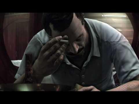 Интервью с Карстеном Лундом (новый геймплей)