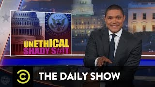Trevor Noah:  Ethics Vote