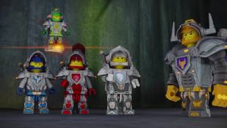 Lego Nexo Knights - 7 Labyrint prekvapení