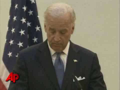 Biden: U.S. to Appeal Blackwater Dismissal
