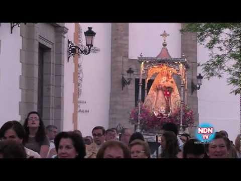 Traslados de la Virgen de Luna 2012