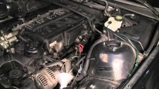 Руководство по ремонту системы вентиляции картерных газов на двигателях M54. Часть 2