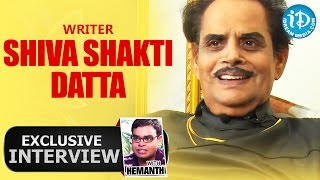 MM Keeravani Father Shiva Shakti Datta Garu Exclusive Interview