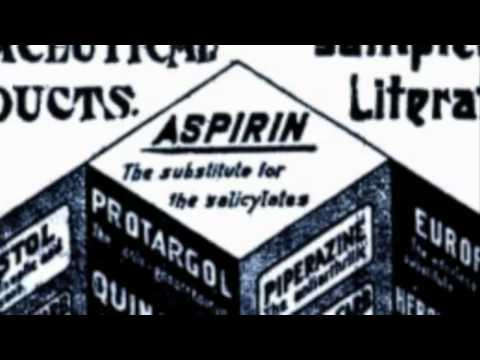 Aspirin - Periodic Table of Videos