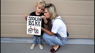 Someone STOLE Tydus BIKE! *not clickbait*