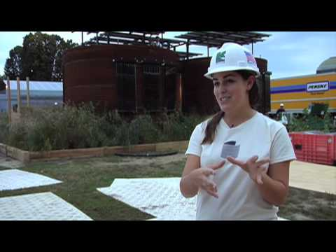 Cornell University uses BAPI Wireless: 2009 Solar Decathlon