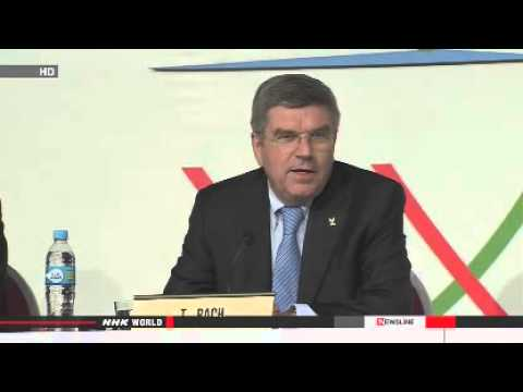 ► IOC President confident Winter Games will be safe