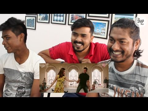 youtube video Mon Amour Song (Video) | Kaabil Reaction in Hindi & Marathi !! The SNAP Boys Fun to 3GP conversion