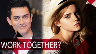 Aamir Khan to work with Emma Watson