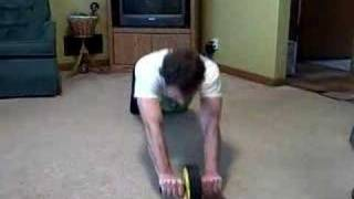 Ab Wheel Exercise Demo