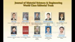 [Material Science and Engineering Journals|OMICS Publishing Group]