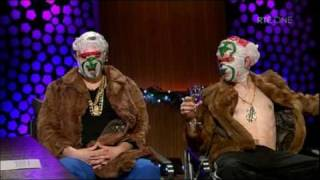 RTÉ's The Late Late Show The Rubberbandits