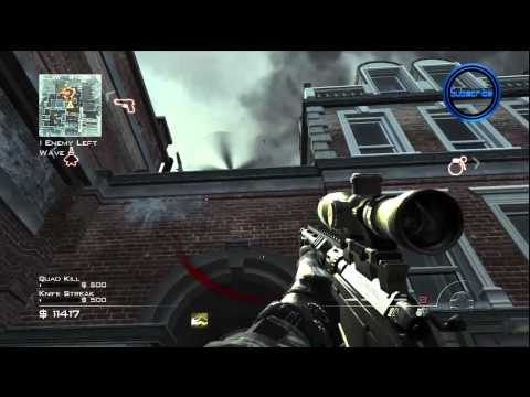 "MW3 - Spec Ops ""Survival Mode"" Underground LIVE Part 1! - (Call of Duty Modern Warfare 3), Top 8,000 in the world for this playthrough! Want to see more? Click the Like button - I always appreciate it! :) Join my Group on MW3 Elite! https://elite.c..."