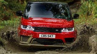 Range Rover Sport (2018) Porsche Cayenne killer. YouCar Car Reviews.