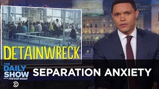 Separation Anxiety | The Daily Show