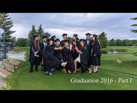 2016 Graduation Ceremony - Part I