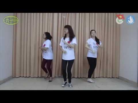 Bản sao của Hướng dẫn dạy nhảy chi tiết Dân vũ Trống cơm   Flashmob Trống cơm