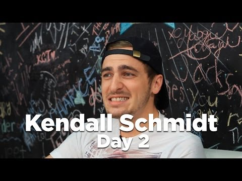 What does Kendall Schmidt think of James Maslow on DWTS? 10 Days of Kendall, Day 2