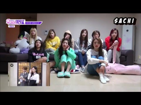 Twice Reacting To Nayeon's OMGT Preview