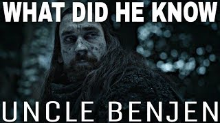 Benjen Stark Knew The Truth About EVERYTHING? - Game of Thrones Season 8 (End Game Theory)