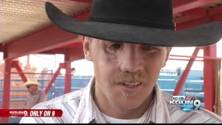 Live to ride another day: A professional bull rider's comeback story