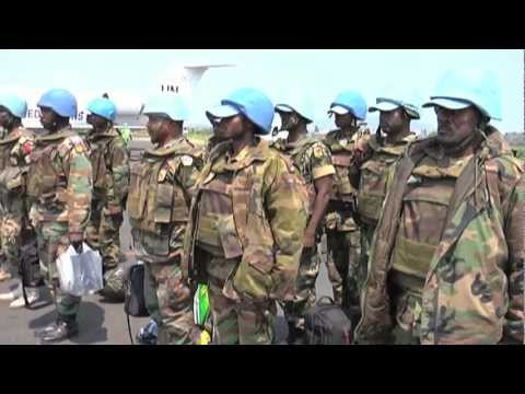 UN Helicopters Attacks in Congo