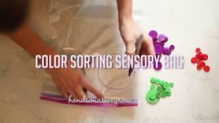 Haz un juguete sensorial a tu hijo