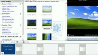 Windows Movie Maker- Slide Com Musica E Camera Lenta