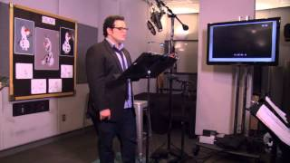 "Frozen: Josh Gad ""Olaf"" Behind The Scenes"