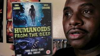 "B Movie Mania""Humanoids From The Deep"" (Season 3"