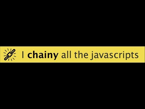 ChainyJS at Node.js Berlin (July Meetup)