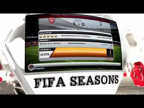 FIFA 13 Trailer (Gamescom Broken Down)