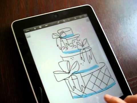 Wedding Cake Designing App