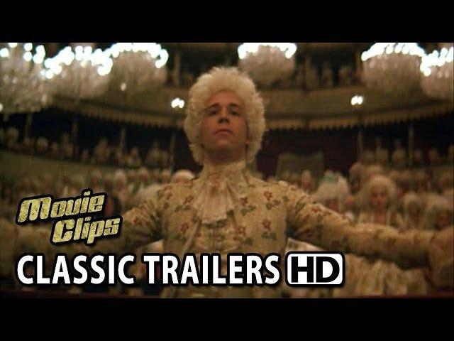 Amadeus (1984) Old Classic Movie Trailer