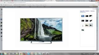 Sony KDL-42W650 Televisor LED De 42 Pulgadas Con Smart