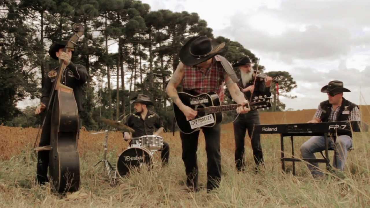 Hillbilly Rawhide - O Enxofre e a Cachaça (Official Video)