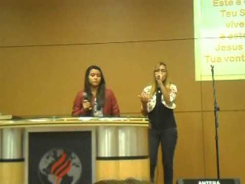 Stella e Abilene cantando