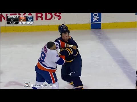 Justin Johnson vs John Scott Apr 13, 2014
