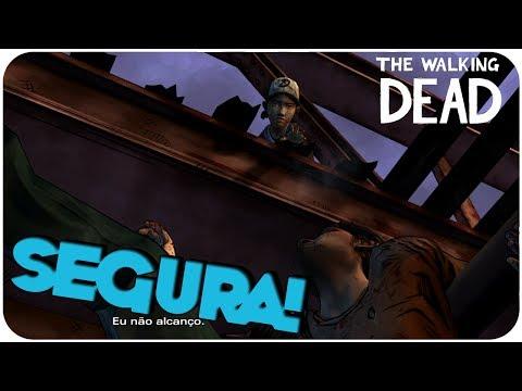 The Walking Dead 2 #7 SEGURA NA MÃO DE DEUS!